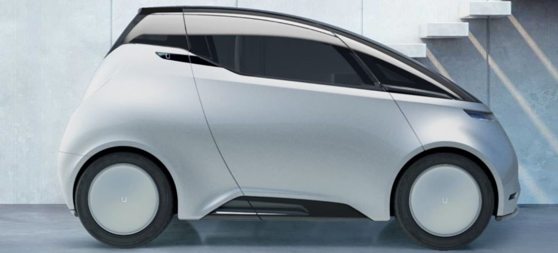 Uniti One the revolutionary electric city car from Sweden