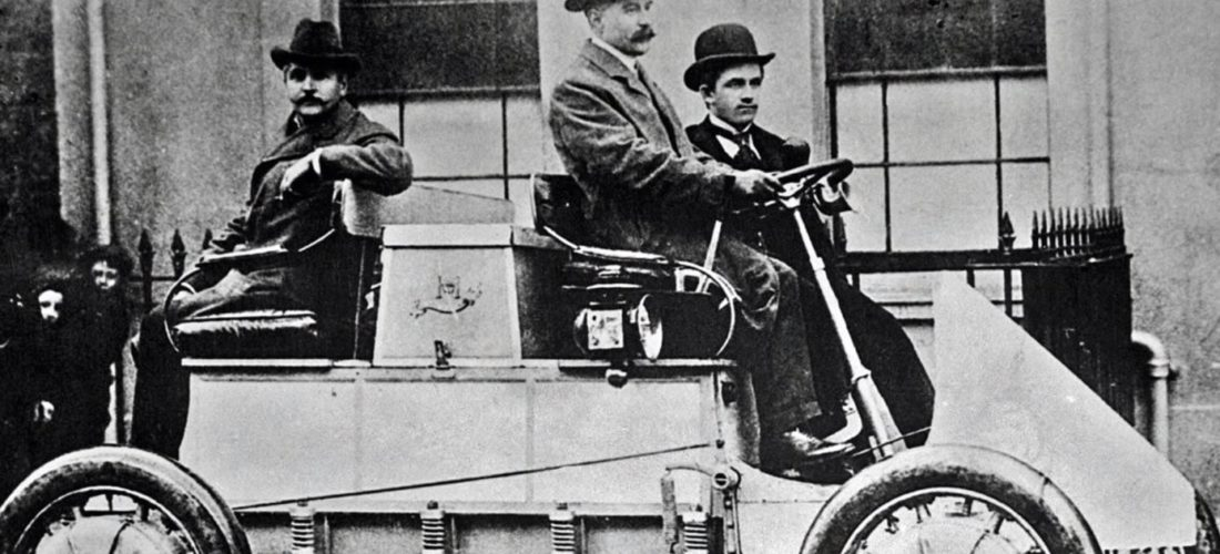 Electric Cars in a brief historical retrospection