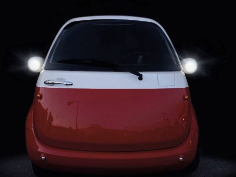 Microlino : 6.500 orders for the small electric car