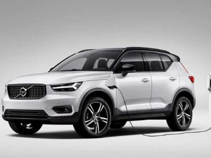 Volvo : one in two cars will be electric until 2025