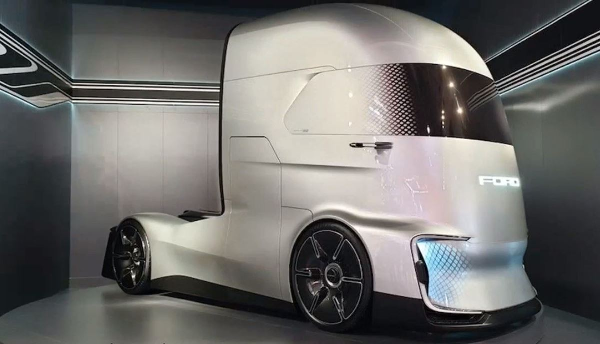 Ford new F-Vision concept