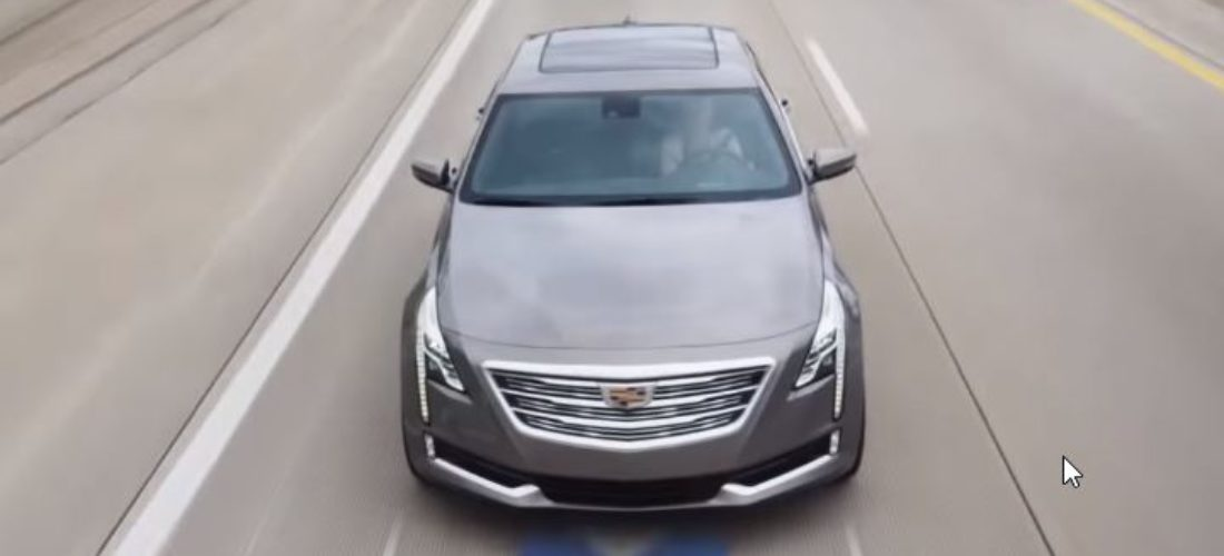Cadillac : has a safer self-driving system than Tesla