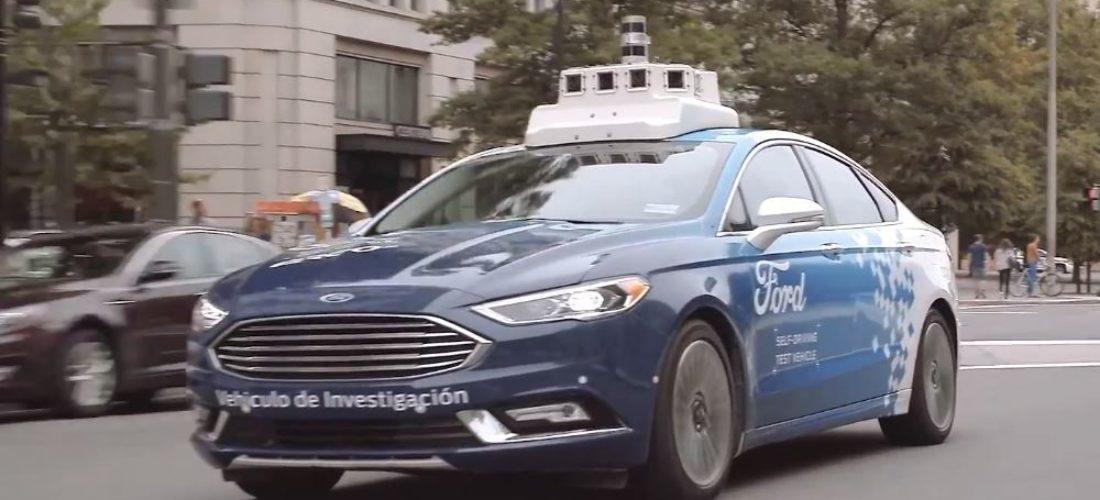Ford and VW may work together on self-driving vehicles
