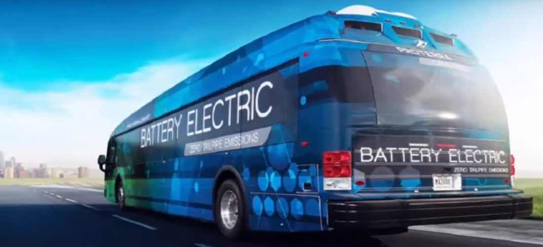 Zero emission buses and trucks wants in European Union by 2030