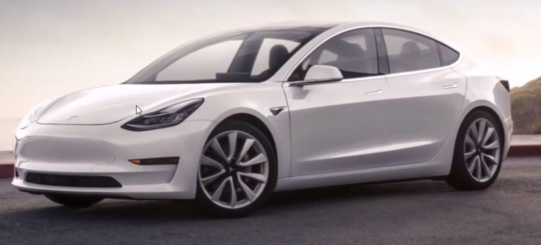 Tesla Model 3 has the lowest devaluation after 1 year