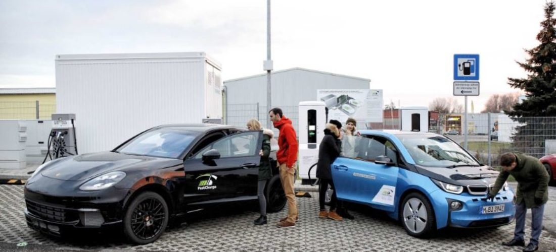 Fast charge project offers 100 km of range in 3 minutes!