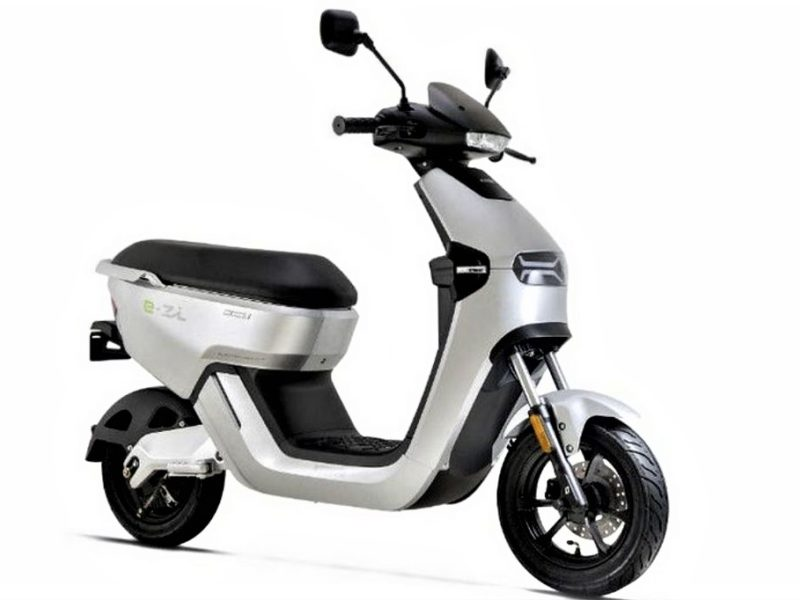 Keeway E-Zi 2019: Chinese electric scooter with Bosch motor