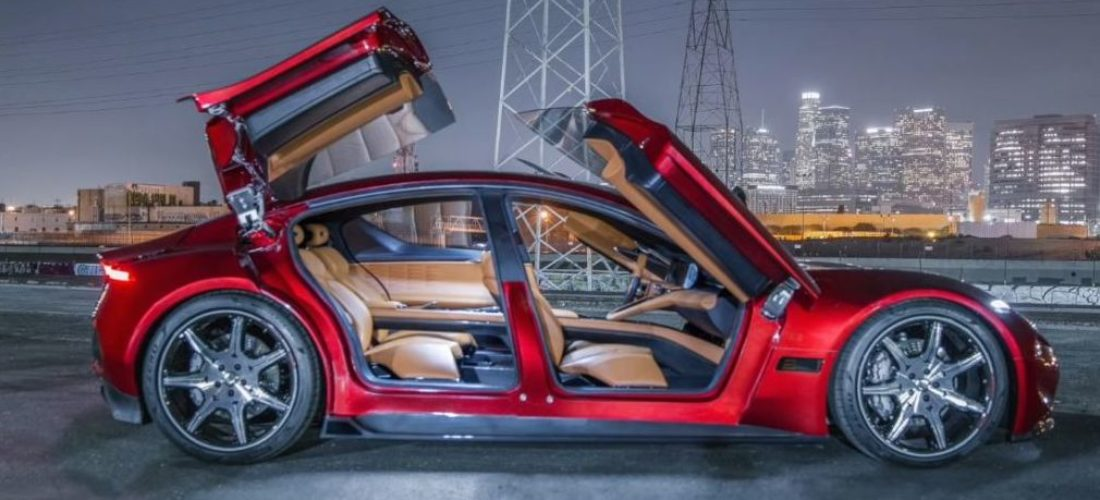 Fisker electric car will cost less 40000 Euro