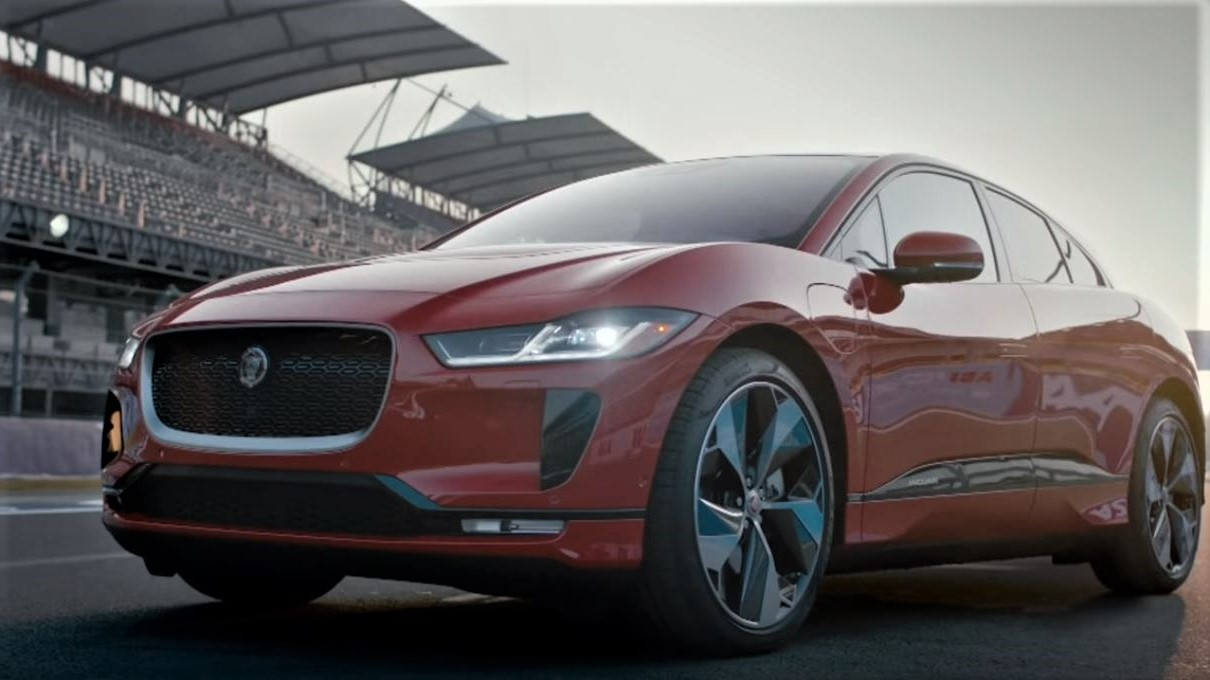 I-Pace remarkable sales