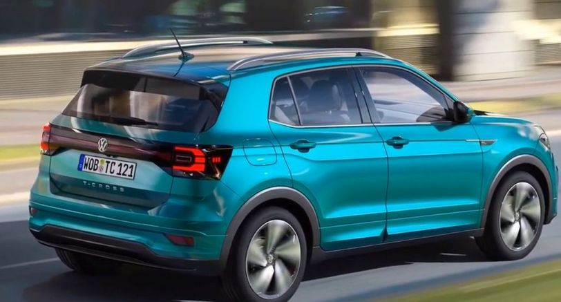 VW small electric SUV