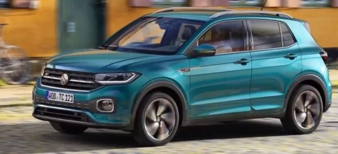 VW prepares small electric affordable SUV