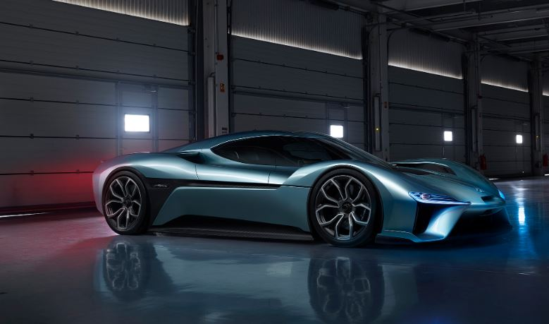 NIO vehicle