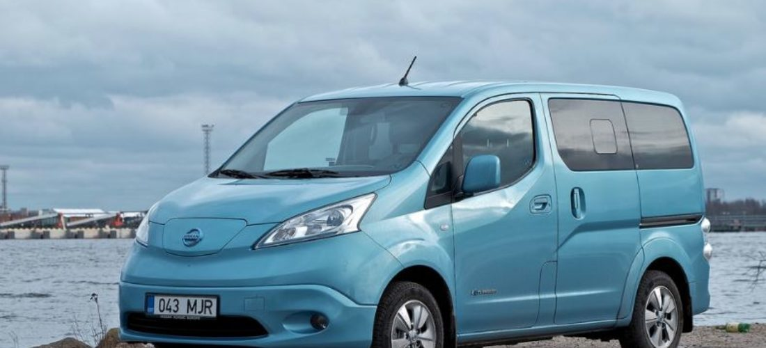 Nissan stops Diesel NV 200 thanks to electric version