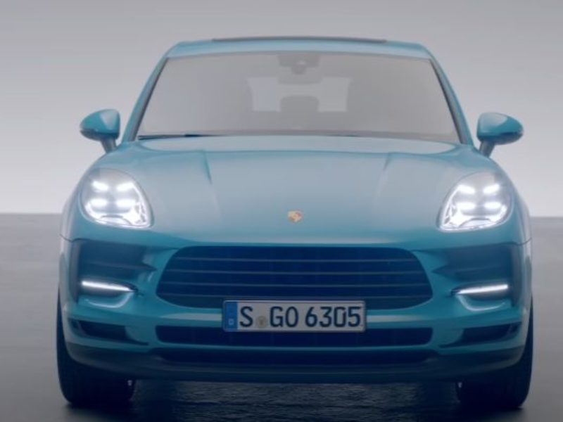 New Porsche Macan will be fully electric