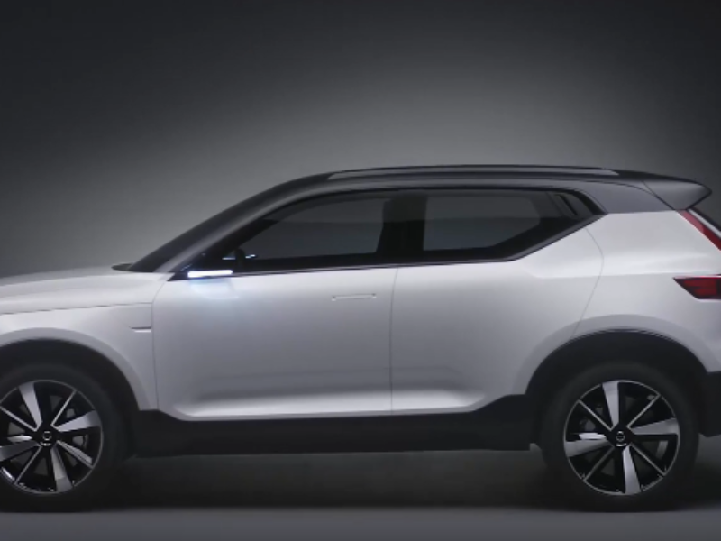 Volvo looks optimistic about the future of electromobility
