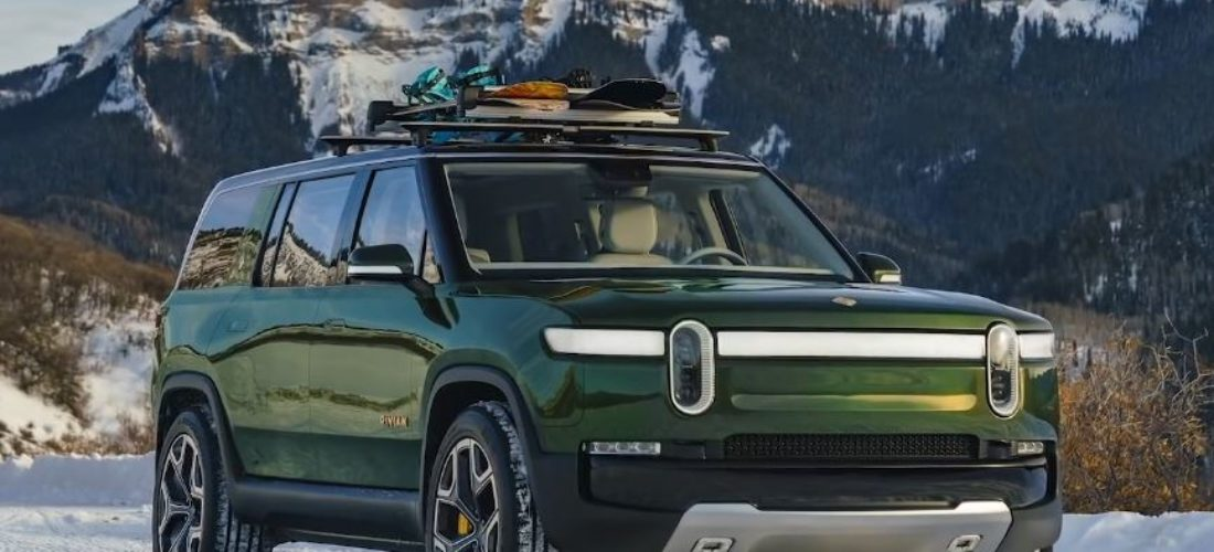 Watch Rivian R1S Electric SUV first Impressions – Video