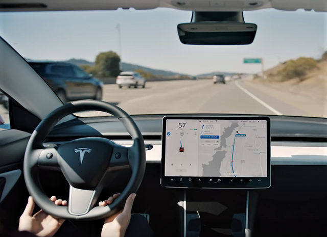 Tesla Full Self Driving