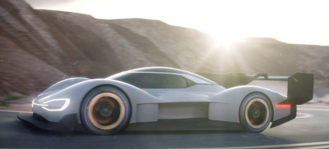 Volkswagen ID.R will have DRS like F1 technology