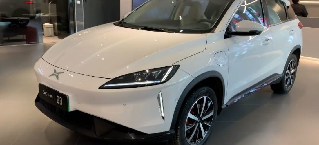 Xpeng G3 SUV could it be the Chinese Tesla?