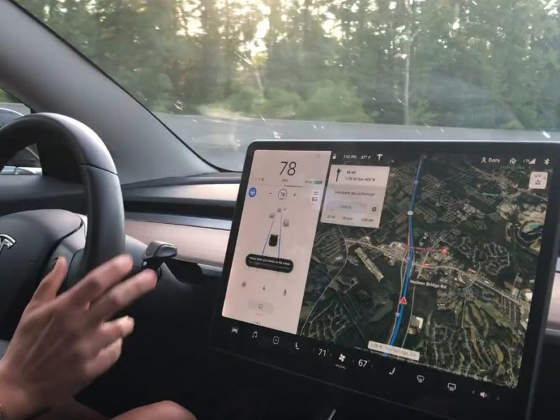 Tesla released two new security features