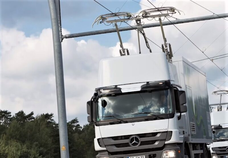 first electric highway