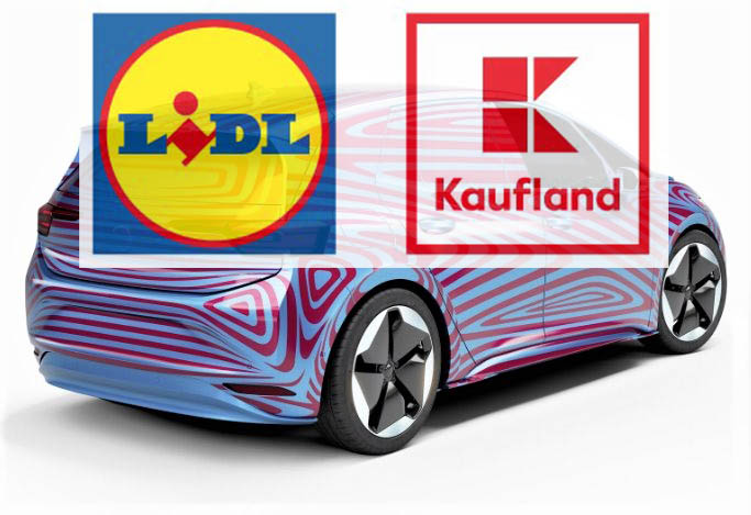 Lidl charging stations