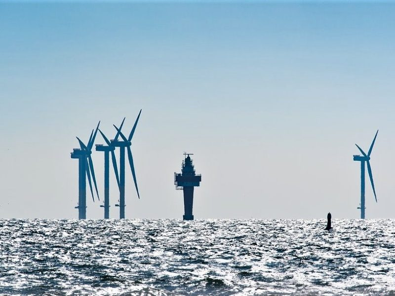 "Offshore wind farm 600 MW of France ""passed"" to EDF"