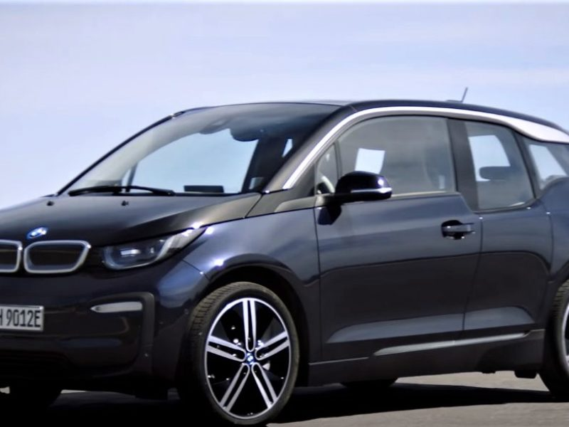 Top 5 pure electric car sales in Greece H1 2019