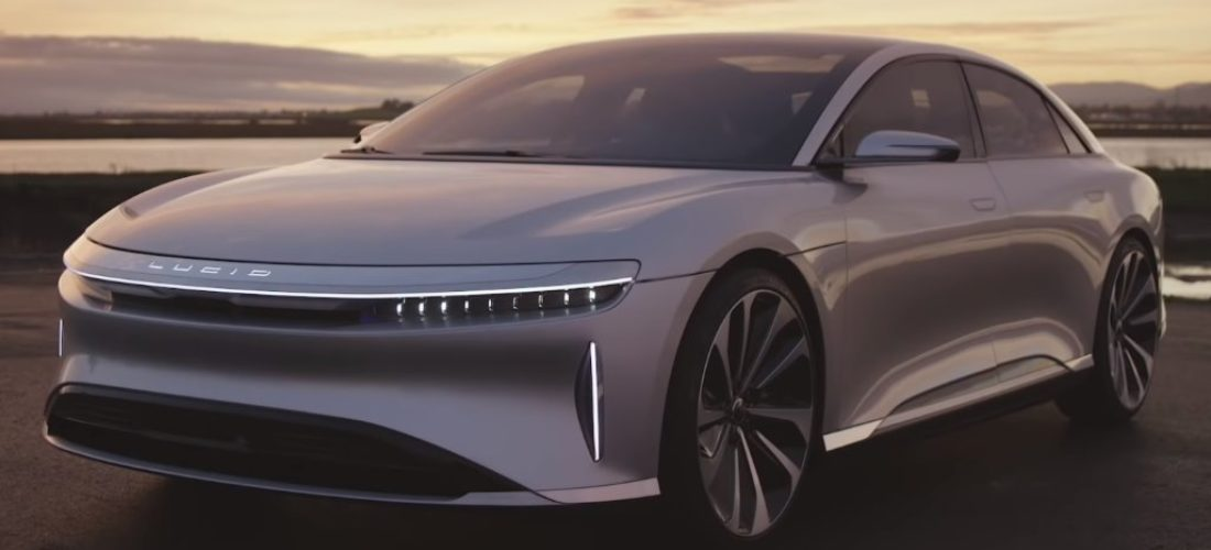 Tesla's head of production moved to Lucid Motors