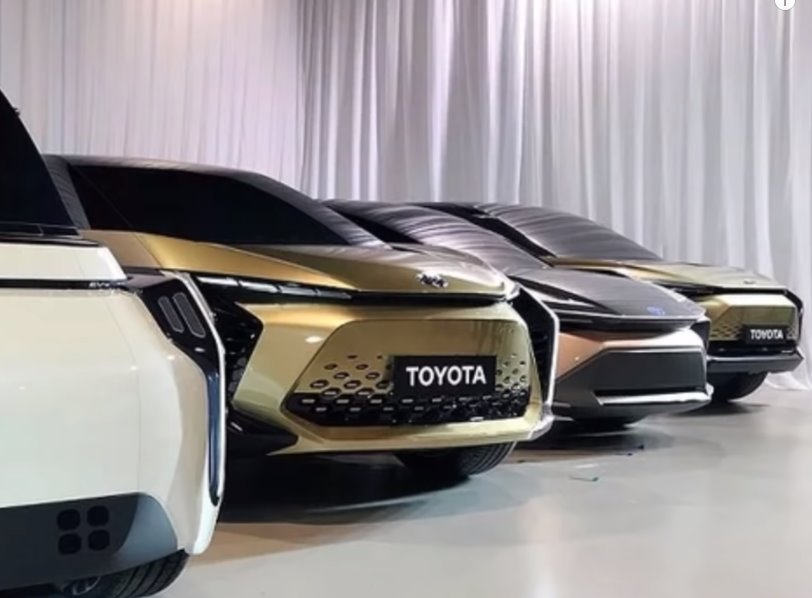 Toyota BYD cooperation