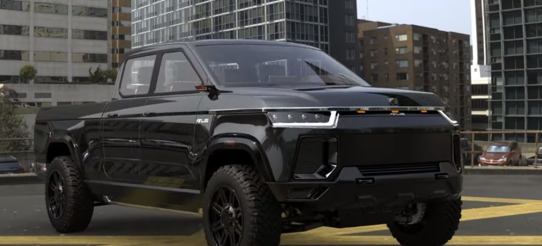 Atlis XT Electric Pickup Truck update with new Video