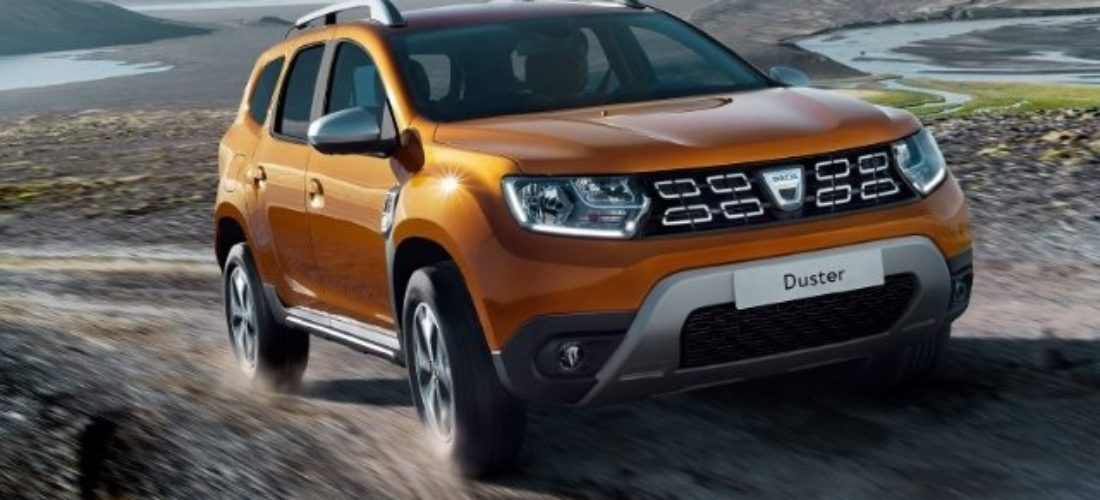Dacia Duster SUV will soon have a hybrid version?