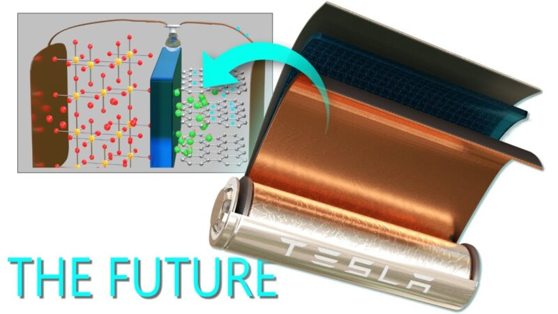 Lithium-ion battery technology