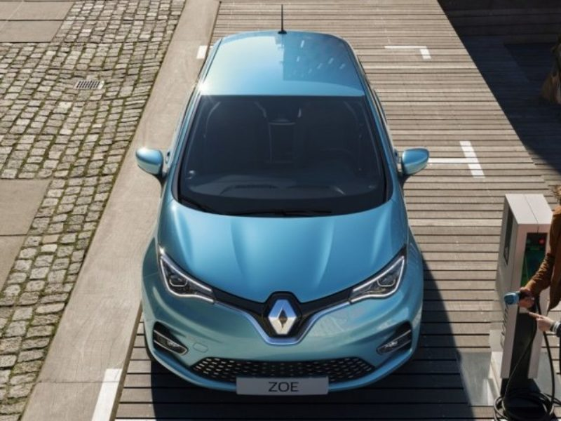 New Renault Zoe 2 production started at Flins factory