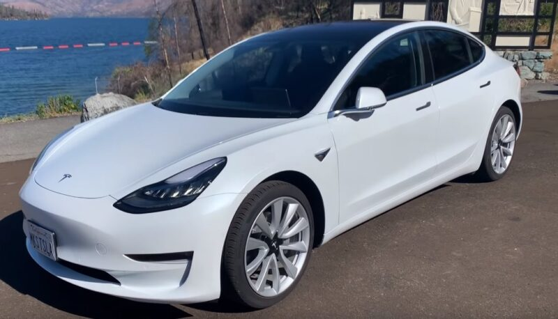 Tesla Model 3 after one year of ownership