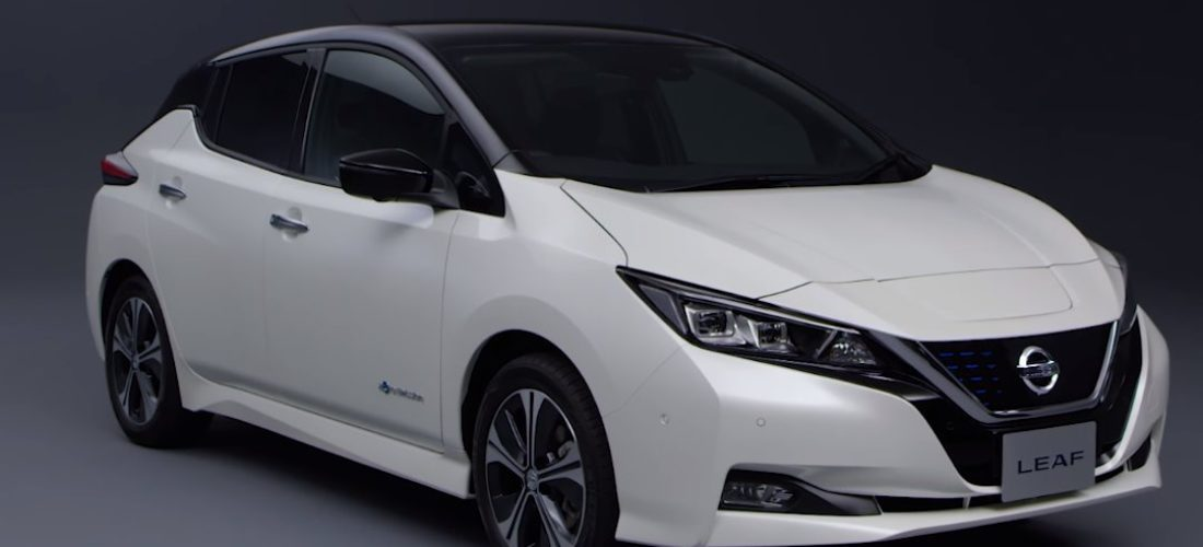 Nissan and EDF Group signed a co-operation agreement