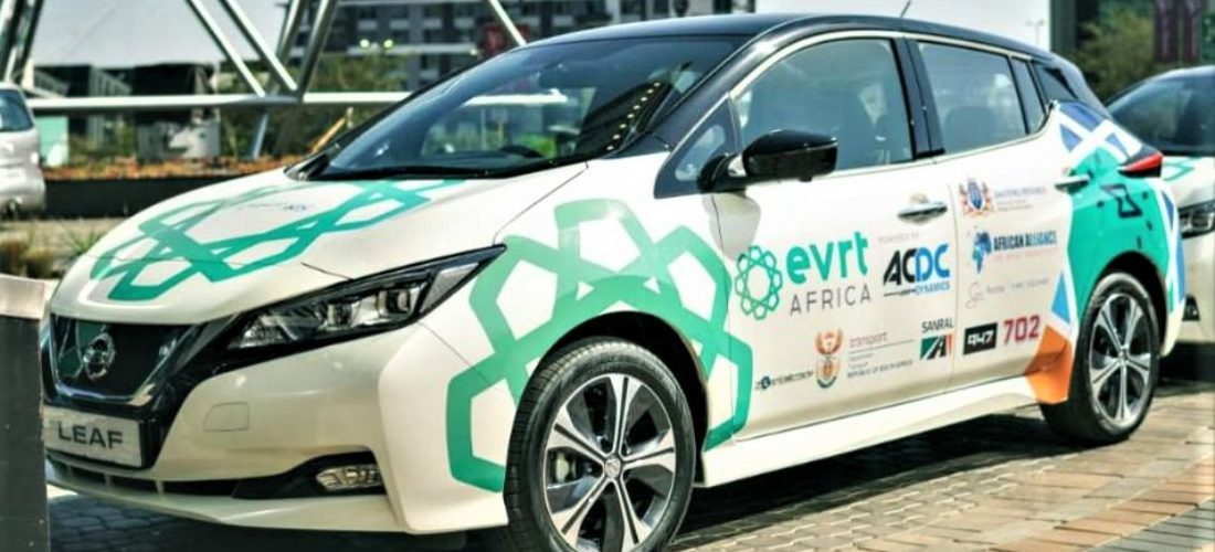 Nissan in Smarter Mobility Africa for Smart mobility