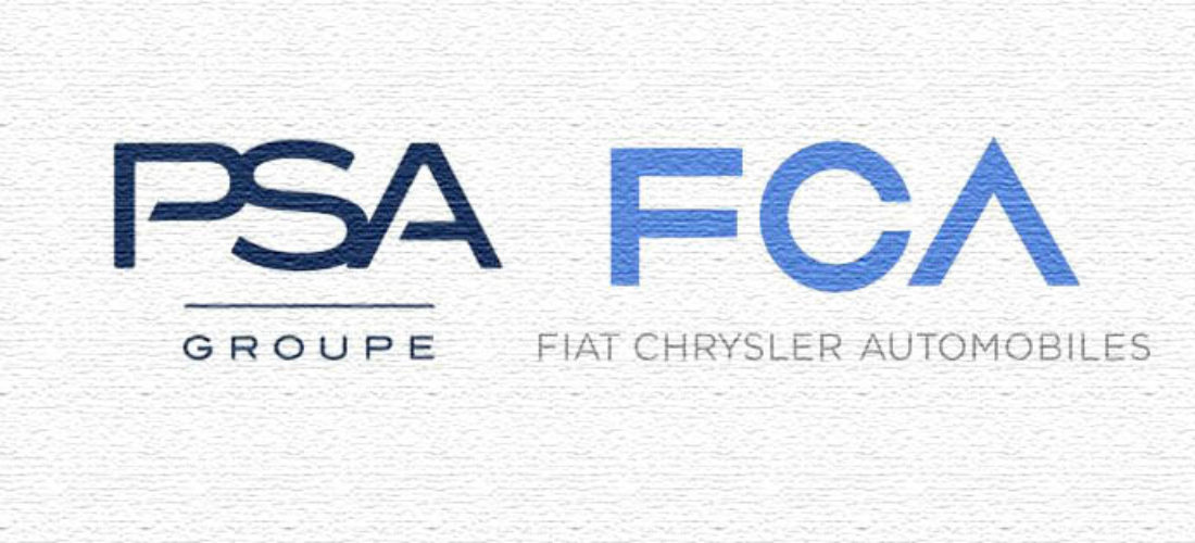 PSA and FCA 4th largest vehicle manufacturer worldwide