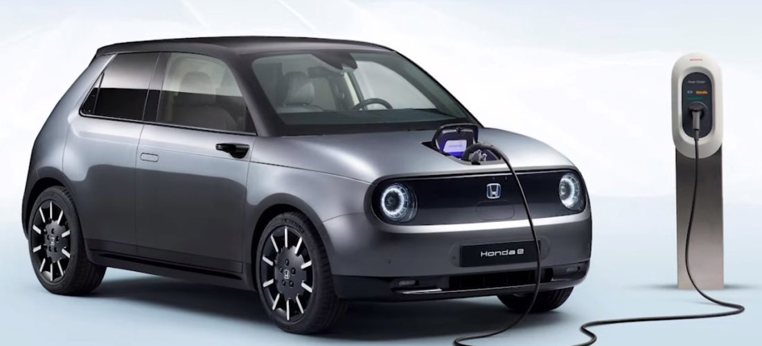 Honda switch to electric cars earlier