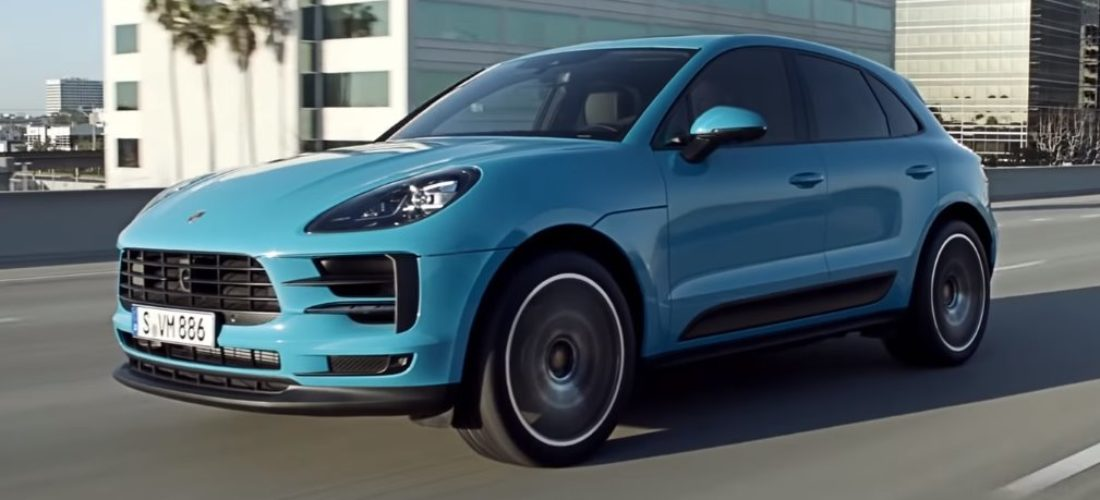 All-electric Porsche Macan will have a distinct appearance
