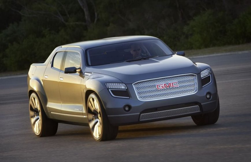 Electric pickup truck announced by GM, on sale 2021
