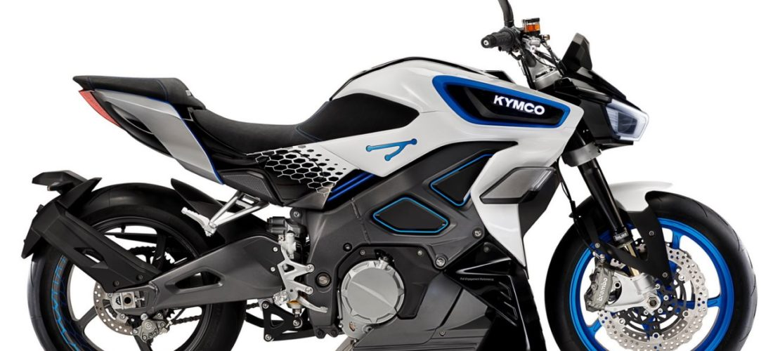 KYMCO RevoNEX is electric bike with 6 speeds