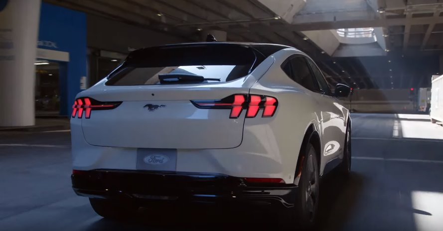 Watch new all-electric Ford Mustang Mach-e videos
