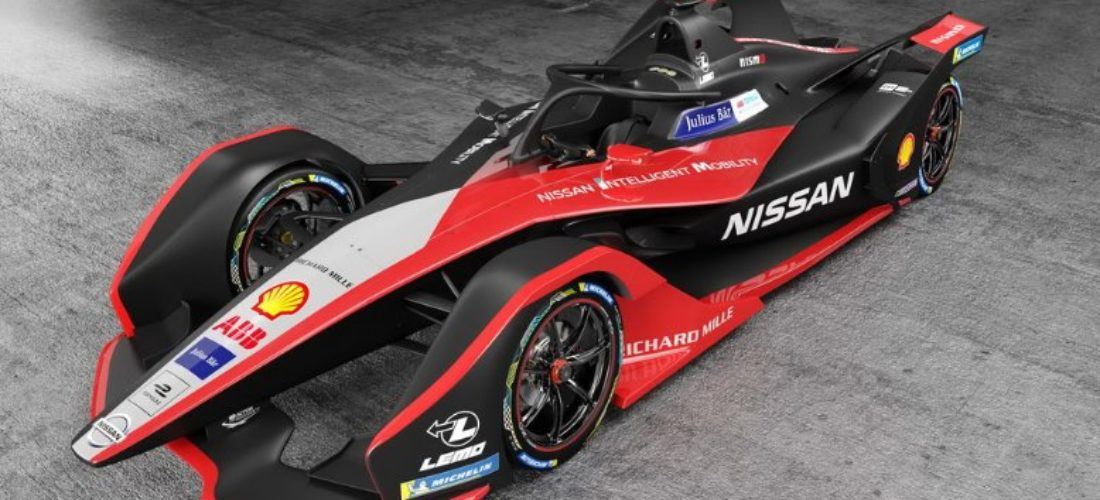 Formula E : Nissan unveils new look for the sixth season