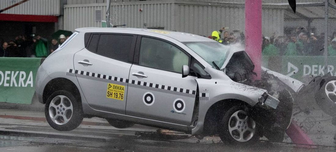 It's finally the electric cars safe?