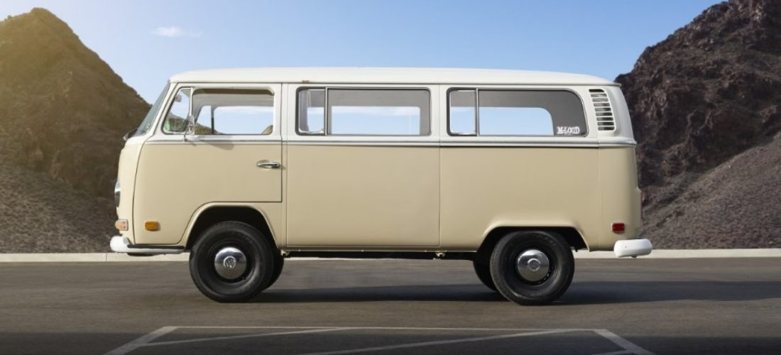 This Volkswagen Type 2 hides an ecological secret!