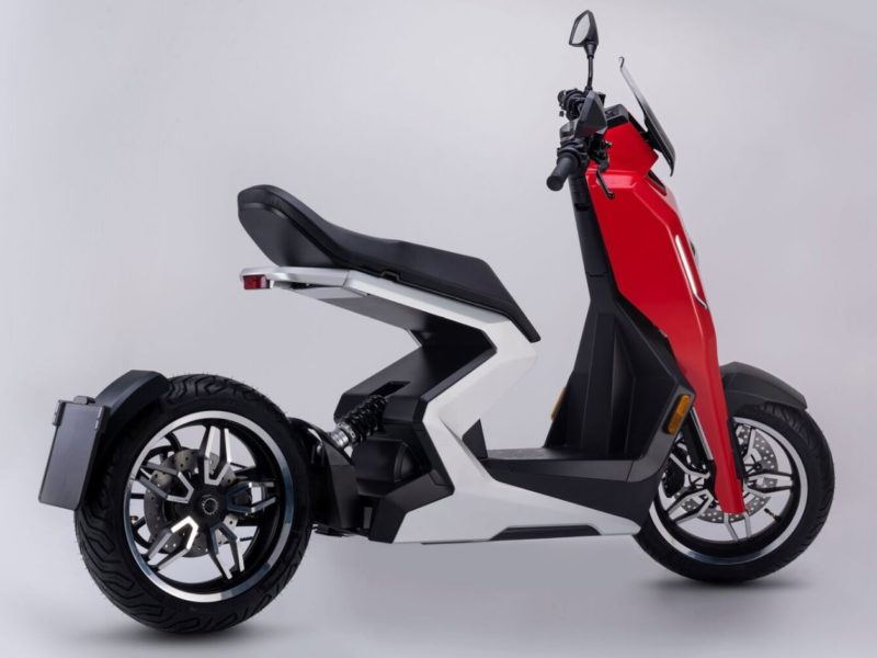 Zapp i300 electric bike : Innovation meets performance and sustainability