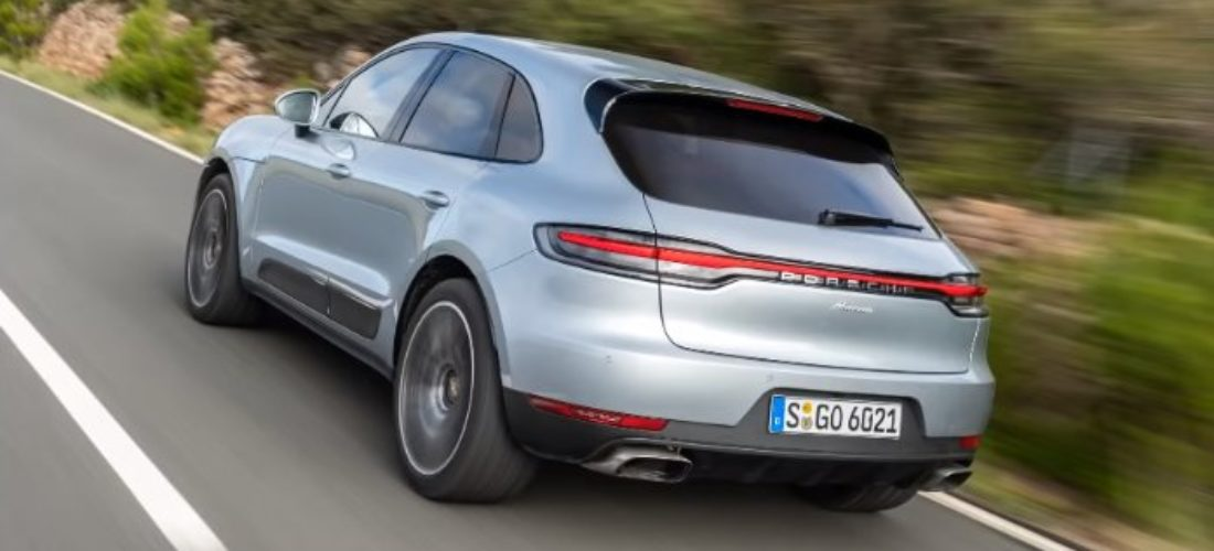 Porsche prepares electric crossover with four motors