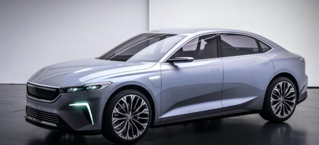 TOGG C-SUV : Electric the first Turkish car