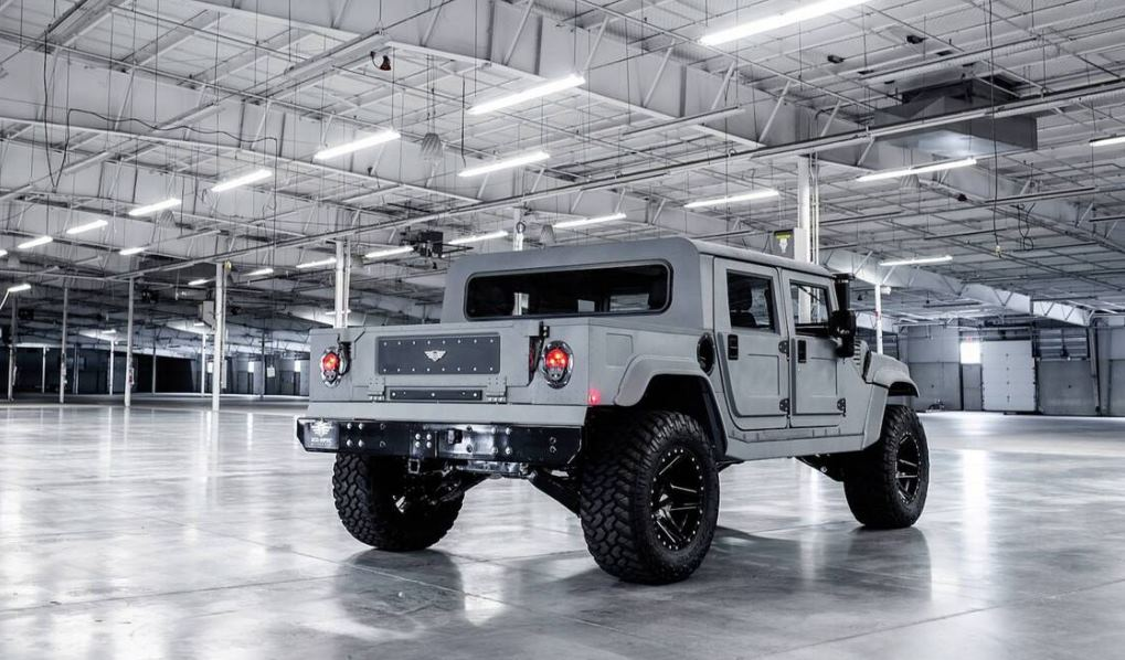 Hummer electric suv